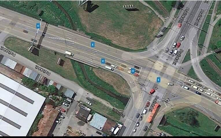 Most v Nádražní ulici bude opět v provozu