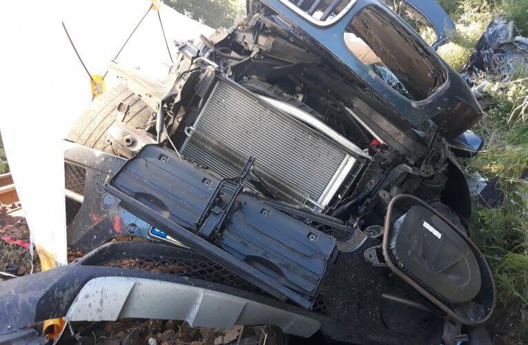 Tragická nehoda na železnici u rybníka Bezdrev